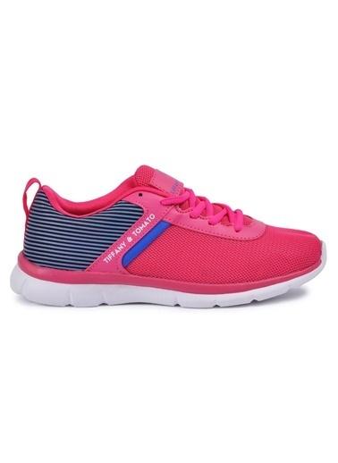 Tiffany&Tomato 9111006 Fusya Kadın Spor Ayakkabı Fuşya